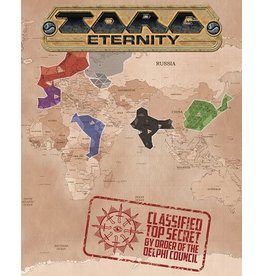 Ulisses Torg Eternity: GM Map Pack & Accessories