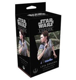 Fantasy Flight Games Leia Organa Commander
