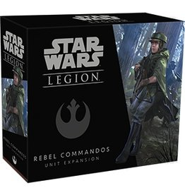 Fantasy Flight Games Star Wars Legion: Rebel Commandos Unit