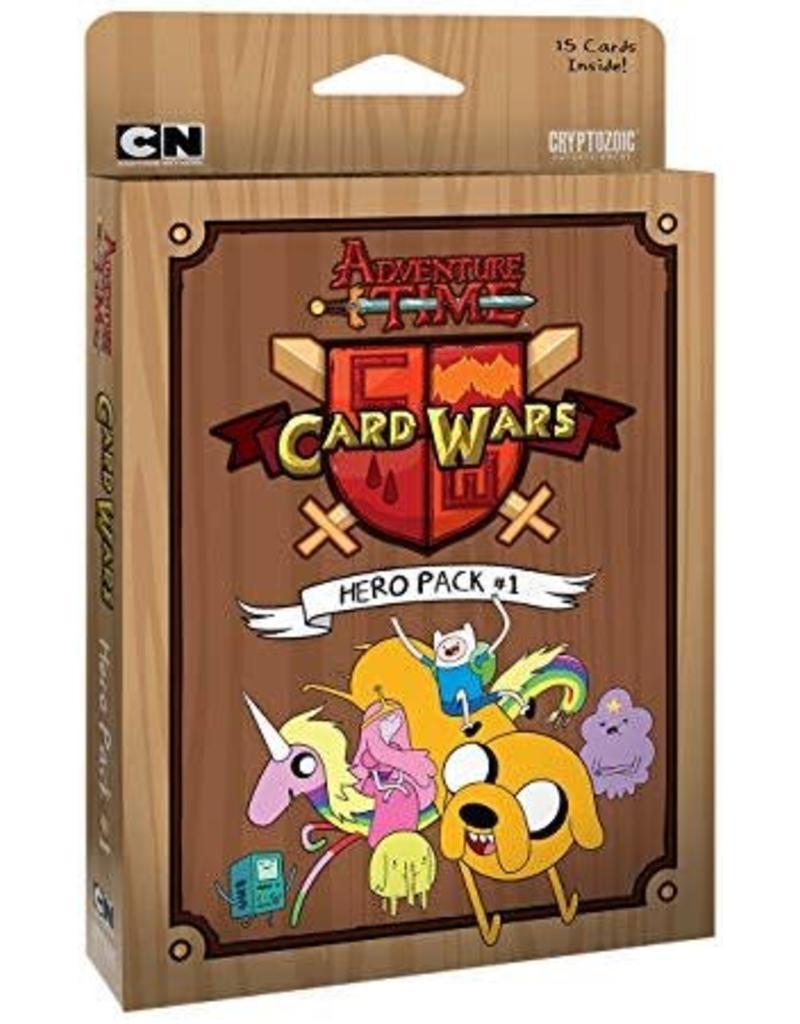 Adventure Time Card Wars Hero Pack 1