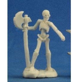 Reaper Mini Bones: Skeleton Warrior Axeman
