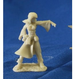 Reaper Mini Bones: Juliette, Female Sorceress