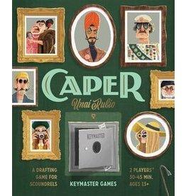 Keymaster Games Caper