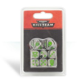 Games Workshop Kill Team: Necrons Dice