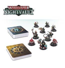 Games Workshop WH Underworlds: Nightvault Zarbag's Gitz