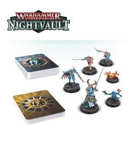 Games Workshop WH Underworlds: Nightvault Eyes of the Nine