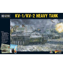 Warlord Games KV1/2 Plastic Box Set