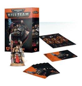 Games Workshop Kill Team Commanders: Gaius Acastian Deathwatch