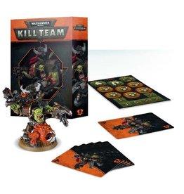 Games Workshop Kill Team Commanders: Gitzog Wurldkilla Ork