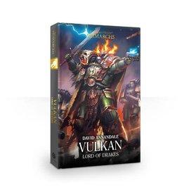 Games Workshop Primarchs: Vulkan Lord Of Drakes (HB)