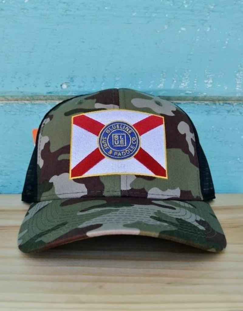d50a7d75e5a ... real florida flag curved bill hat florida flag curved bill hat 17715  b92c8