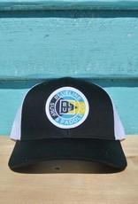 Original Bahamas Flag Curved Bill Hat