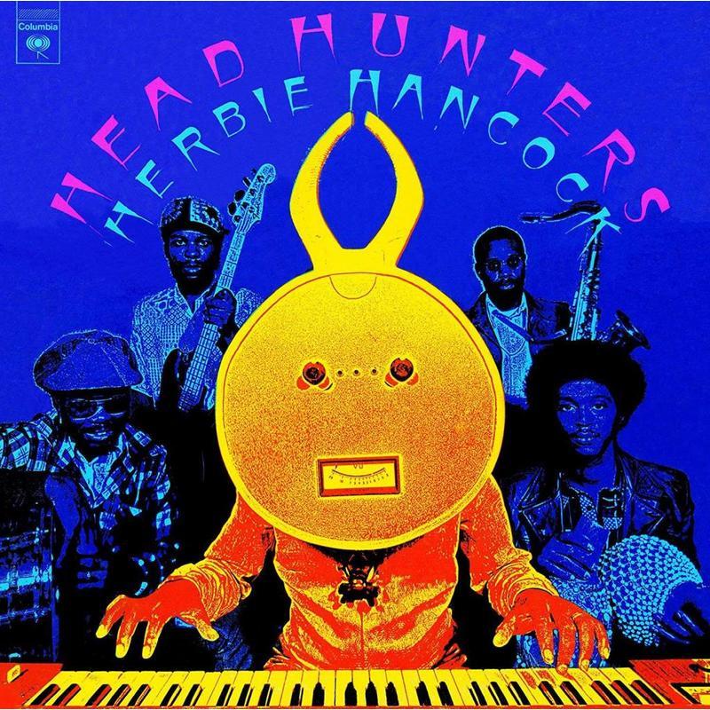 Hancock, Herbie: Headhunters (Remastered) (LP)