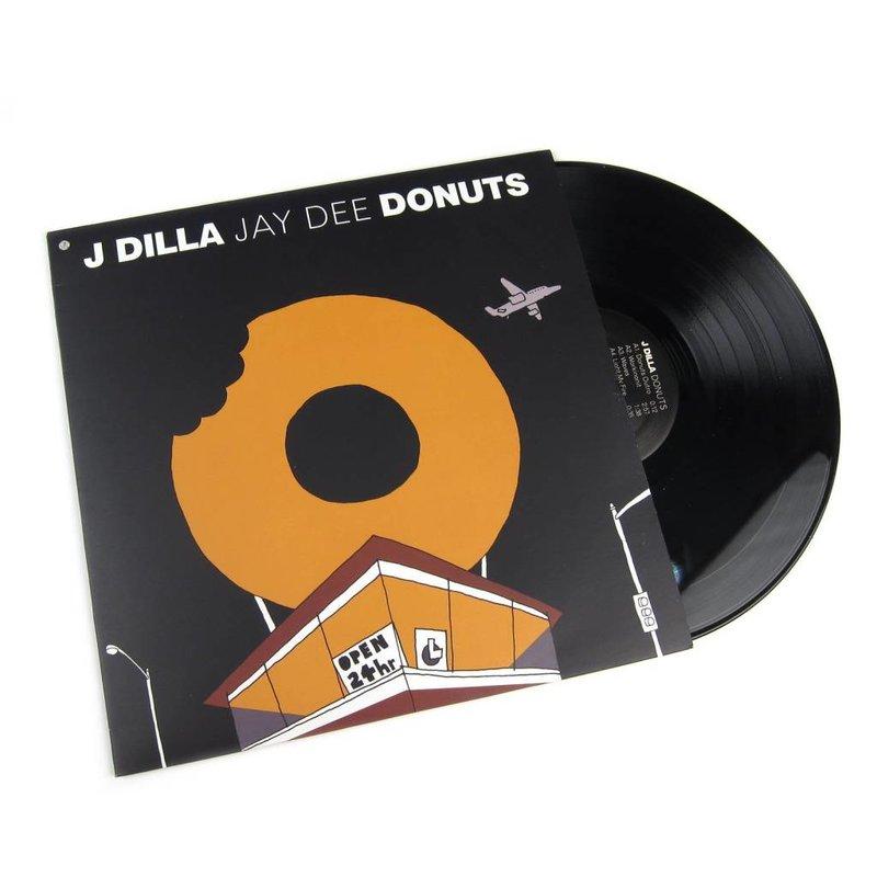 J Dilla: Donuts [LP]