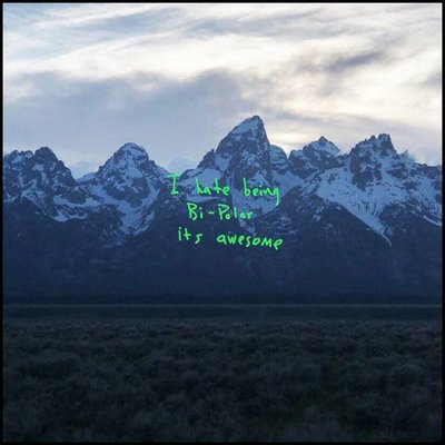 West, Kanye: Ye [LP]