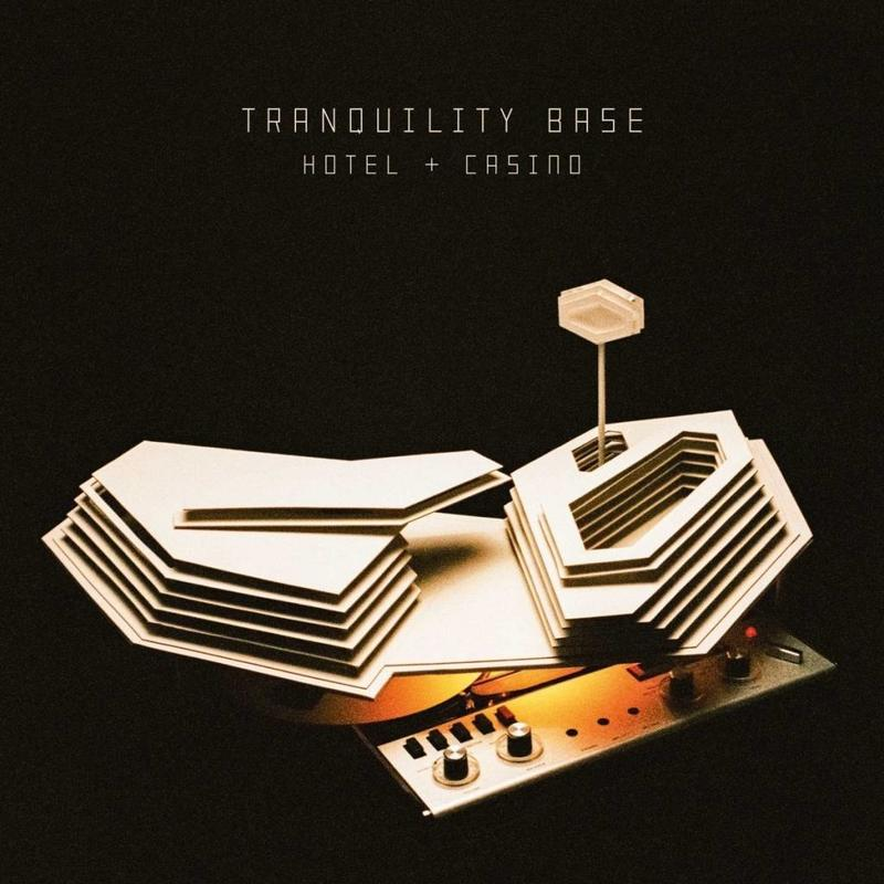 Arctic Monkeys: Tranquility Base Hotel + Casino  (180g black vinyl gatefold with 16pg booklet)