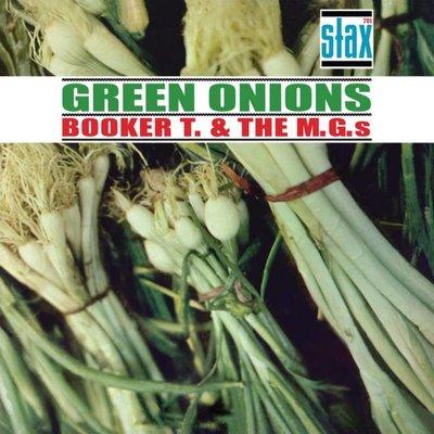 Booker T & The MGs: Green Onions [Rhino]