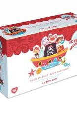 Le Toy Van Jeu d'éveil et d'équilibre pirates