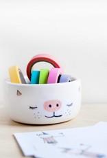 Noe Marin Ceramiste Céramique - petits pots animaux