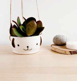 Noe Marin Ceramiste Céramique - pot suspendu pour plante