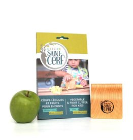 Atelier Saint-Cerf Coupe-légumes et fruits en bois