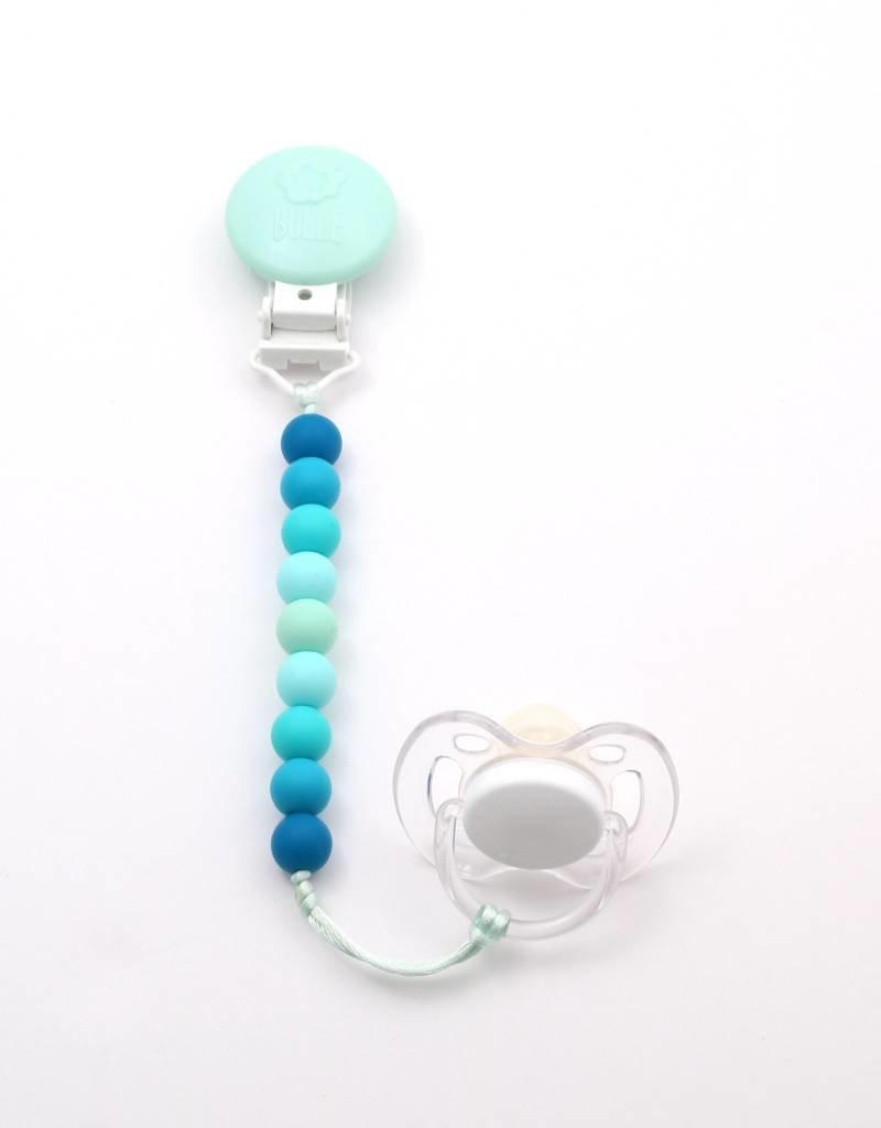 Bulle bijouterie Attache-suce mini - menthe, bleu pâle, turquoise, turq.foncé et bleu océan