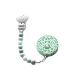 Bulle bijouterie Duo Attache-suce & Oreo menthe