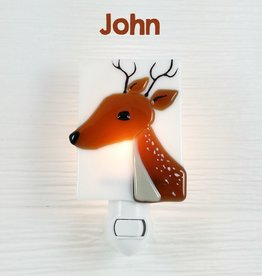 Veille sur toi Nightlight - Deer - John