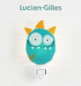 Veille sur toi Veilleuse - Monstre - Lucien-Gilles