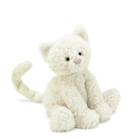 Jelly Cat Peluche Chaton blanc