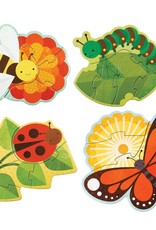 Petit Collage Casse-tête - Insecte 2+