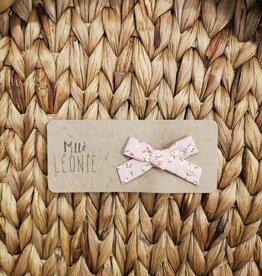 Mlle Léonie Copy of Barrette individuelle - Boucle Blanc