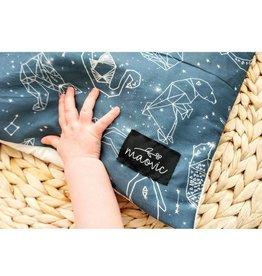 maovic Oreiller pour enfant - Écales de sarrasin - Constellation