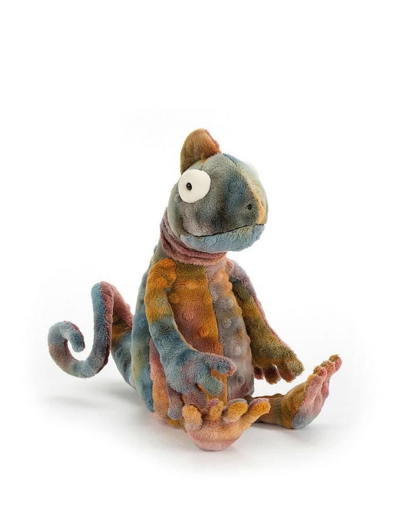 Jelly Cat Peluche Colin le caméléon