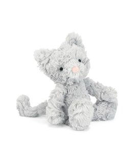 Jelly Cat Peluche Petit Chat gris