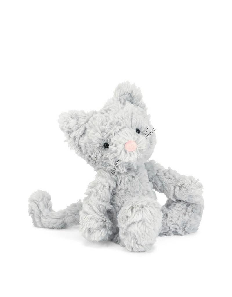 Jelly Cat Peluche Petit Chat gris