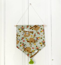 MLaure Fanion décoratif - Paresseux