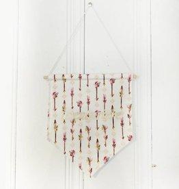 MLaure Fanion décoratif - Aventurière