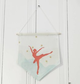 MLaure Decorative banner - Ballerina