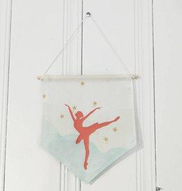 MLaure Fanion décoratif - Ballerine