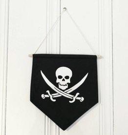 MLaure Decorative banner - Pirate