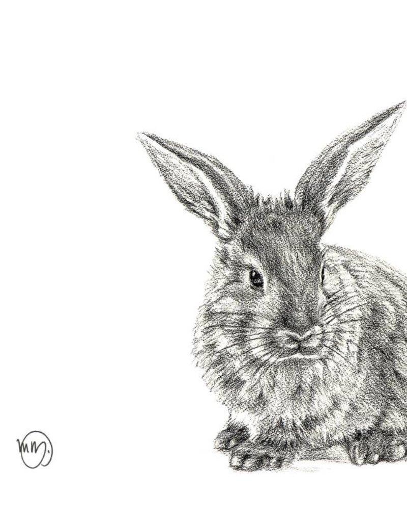 Le nid atelier Illustration - Rabbit