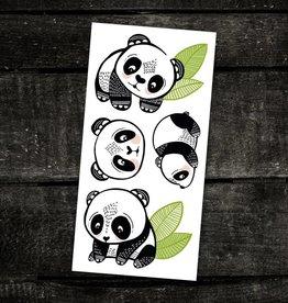 Pico Tatouage - Les pandas sympas