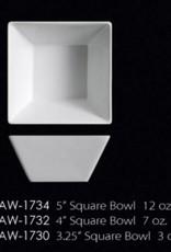 """UNIVERSAL ENTERPRISES, INC. 5"""" Square Bowl 12 Oz."""