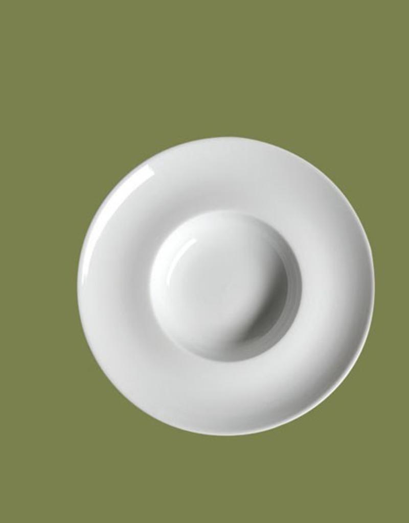 "UNIVERSAL ENTERPRISES, INC. 10.75"" Round Wide Rim Plate"