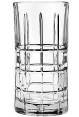 ANCHOR HOCKING Anchor 16oz Ice Tea Bulk Tartan Glass