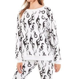 WILDFOX LIGHT MY FIRE SOMMERS SWEATER