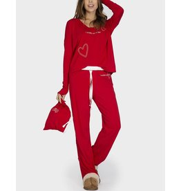 PEACE LOVE WORLD DREAMY PAJAMA SET