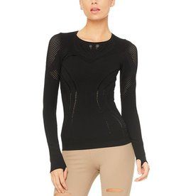 AlO LARK LONG SLEEVE TOP
