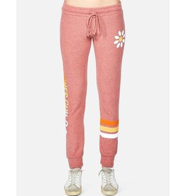 LAUREN MOSHI FLOWER CHILD KIZZY SWEAT PANT
